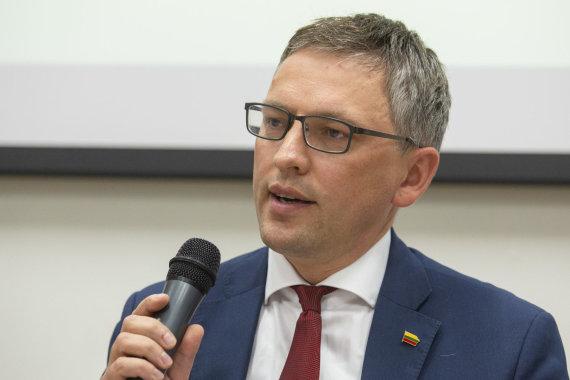 Luko Balandžio / 15min nuotr./Vytautas Bakas