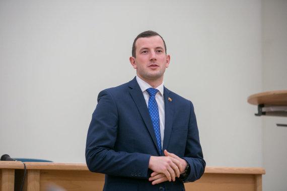Juliaus Kalinsko / 15min nuotr./Virginijus Sinkevičius