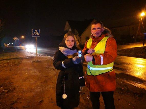 15min nuotr./15min/Gazo žurnalistai Eglė Girdenytė ir Žilvinas Pekarskas
