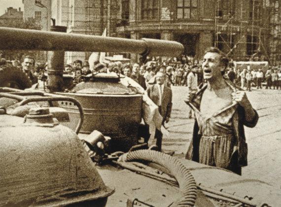 Vida Press nuotr./Prahos pavasariui – 50 metų