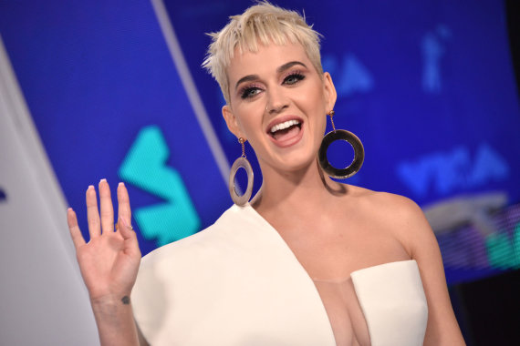 """Scanpix""/""Sipa USA"" nuotr./Katy Perry"