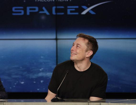 """""""Scanpix""""/AP nuotr./Elonas Muskas"""