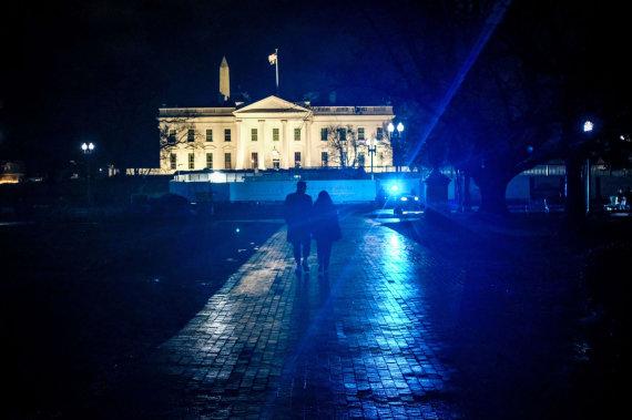 "AFP/""Scanpix"" nuotr./Baltieji rūmai"