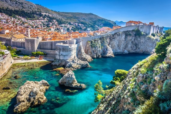 Shutterstock nuotr./Dubrovnikas, Kroatija