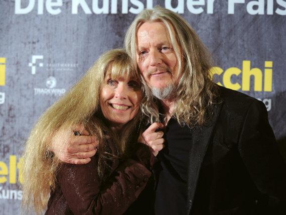 Vida Press nuotr./Wolfgangas ir Helene Beltracchi