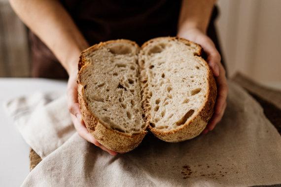 Organizatorių nuotr. /Raugo duona