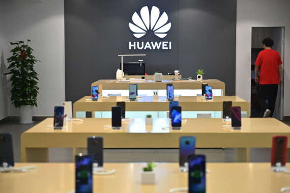 "AFP/""Scanpix"" nuotr./""Huawei"""