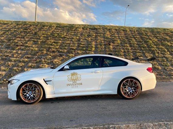 Mariaus Kizelevičiaus nuotr./Palangoje pavogtas vienintelis toks BMW Lietuvoje