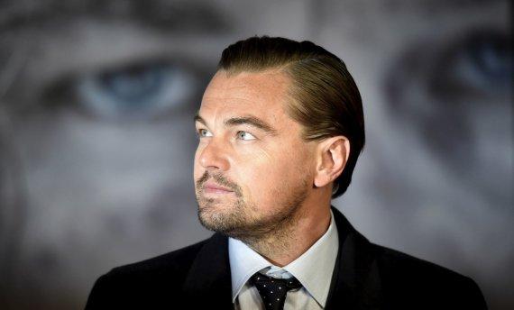 """Reuters""/""Scanpix"" nuotr./Leonardo DiCaprio Londone"