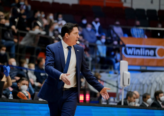Getty Images/Euroleague.net nuotr./Xavi Pascualis