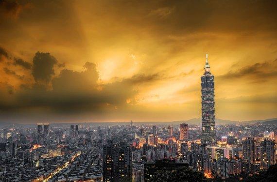 123rf.com nuotr./Taivano sostinė – Taipėjus