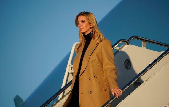 "AFP/""Scanpix"" nuotr./Ivanka Trump"