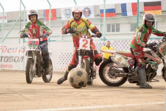 Europos motobolo čempionatas