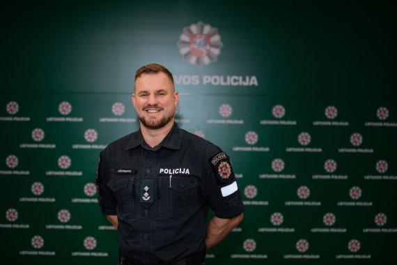 Klaipėdos AVPK nuotr./Mindaugas Džermeika