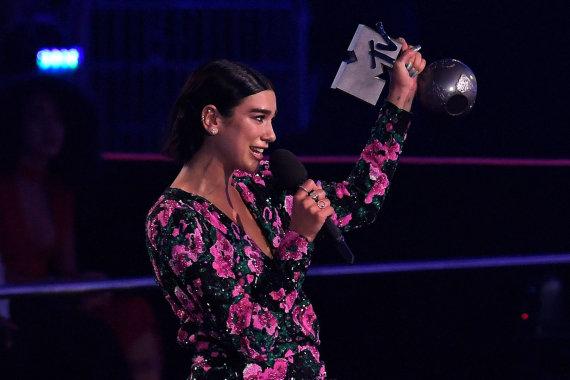 AFP / Scanpix / Best pop artist - Dua Lipa