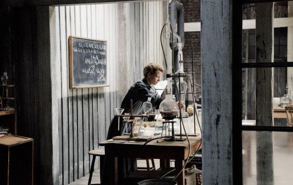 """Marie Curie"" filmo epizodas"