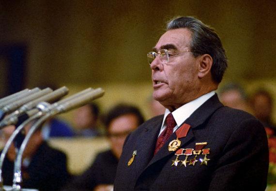 """Sputnik""/""Scanpix"" nuotr./Leonidas Brežnevas (1973 m.)"
