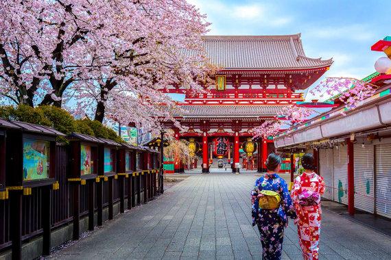 Shutterstock.com nuotr./1. Tokijas, Japonija