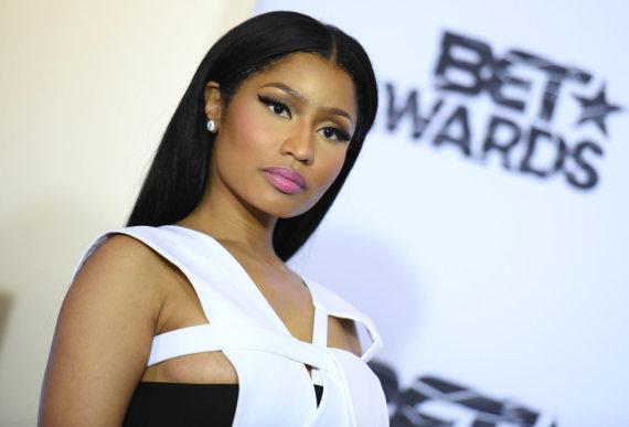 """Scanpix"" nuotr./Nicki Minaj"