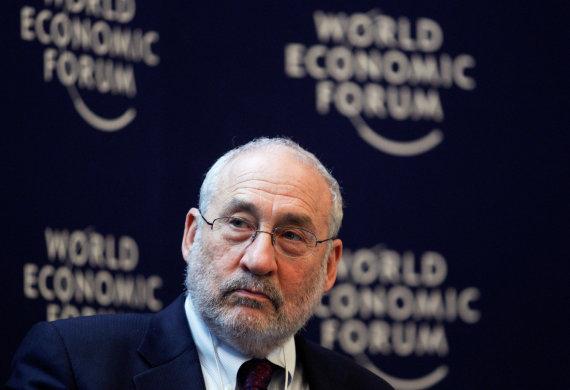 """Reuters""/""Scanpix"" nuotr./Josephas Stiglitzas"