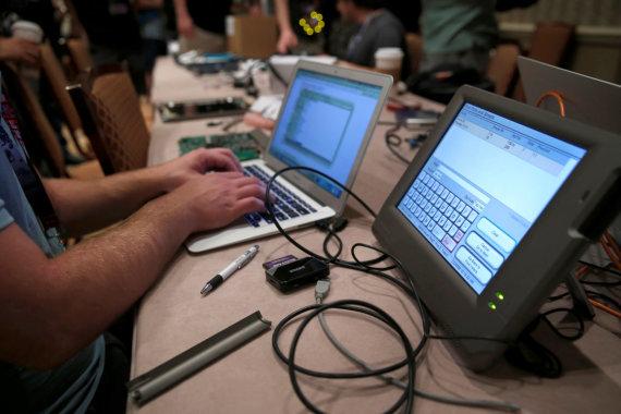 """""""Reuters""""/""""Scanpix"""" nuotr./Rusija rengia kibernetinių atakų kampaniją"""