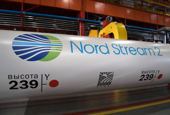 """""""Scanpix"""" nuotr./Dujotiekis """"Nord Stream 2"""" Lenkijoje ir visoje Vidurio bei Rytų Europoje vertinamas neigiamai"""