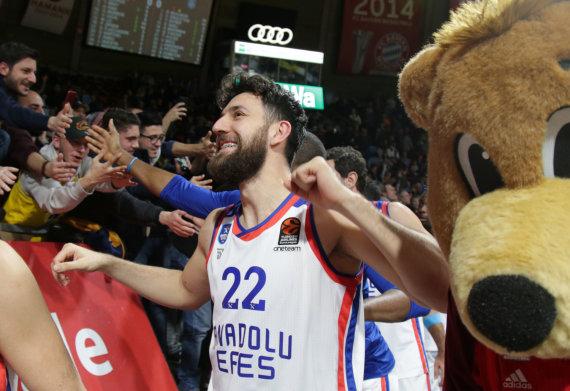 Getty Images/ Euroleague nuotr./Vasilije Micičius