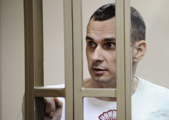 """Reuters""/""Scanpix"" nuotr./Olehas Sencovas"