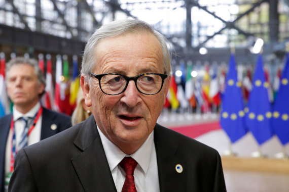 "AFP/""Scanpix"" nuotr./Jeanas-Claude'as Junckeris"