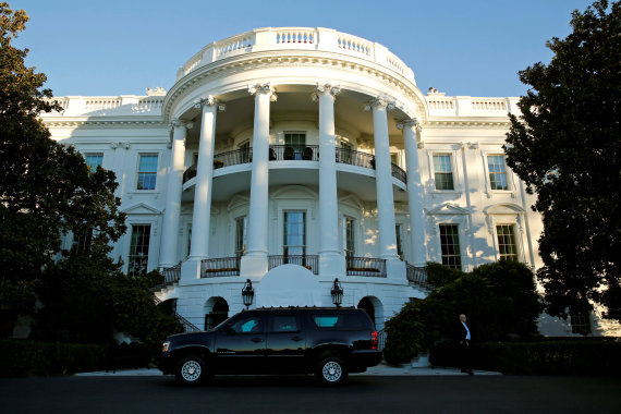 """""""Reuters""""/""""Scanpix"""" nuotr./Baltieji Rūmai"""
