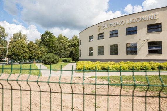 Žygimanto Gedvilos / 15min nuotr./Tvora aplink Vilniaus Šv. Roko ligoninę