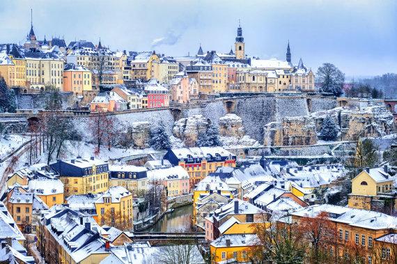 123rf.com nuotr./Liuksemburgas