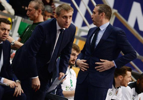 """AFP/""""Scanpix"""" nuotr./Kęstutis Kemzūra ir Davidas Blattas"""