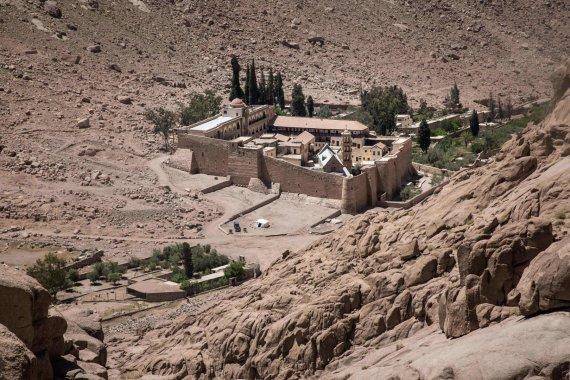 """AFP/""""Scanpix"""" nuotr./Sinajaus pusiasalis Egipte"""