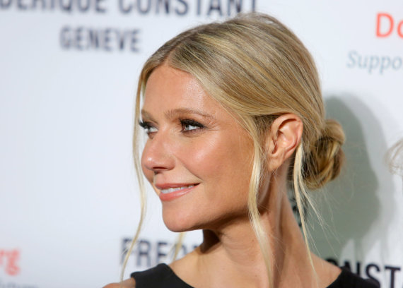Vida Press nuotr./Gwyneth Paltrow
