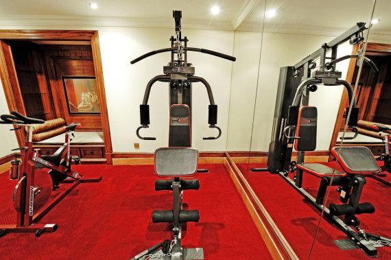 123rf.com nuotr./Sporto salė