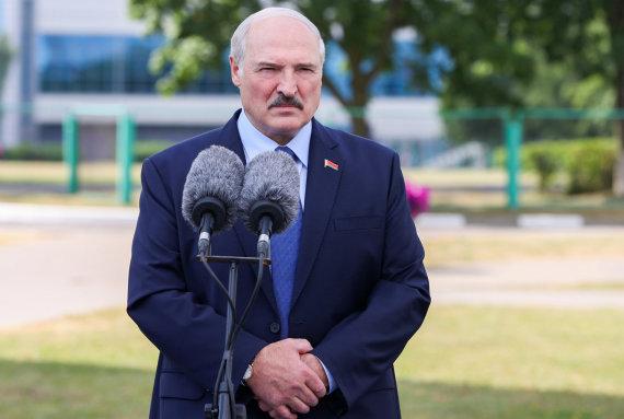 """Scanpix""/ITAR-TASS nuotr./Aliaksandras Lukašenka"