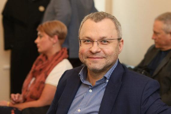 Eriko Ovčarenko / 15min nuotr./Kastytis Grigonis