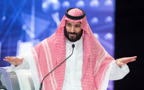 """Reuters""/""Scanpix"" nuotr./ Mohammedas bin Salmanas"