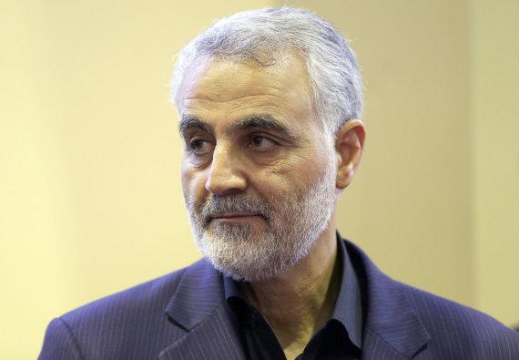"AFP/""Scanpix"" nuotr./Qasemas Soleimani"