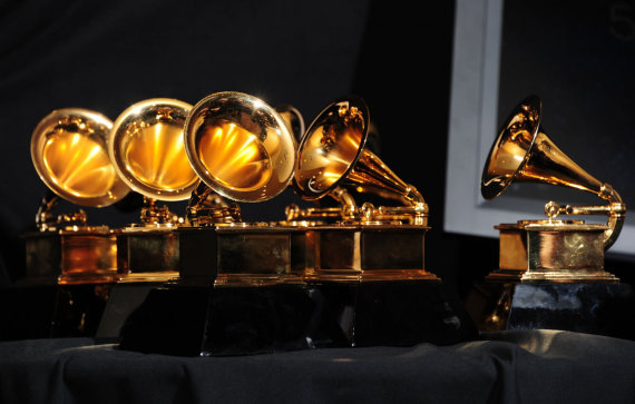 "AFP/""Scanpix"" nuotr./""Grammy"" trofėjai"