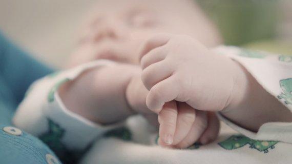 Video kadras/Kūdikis