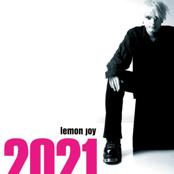 """Albumo viršelis/""""Lemon Joy"""" – """"2021"""""""
