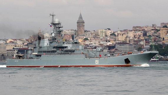 """Reuters""/""Scanpix"" nuotr./Azovo jūra"