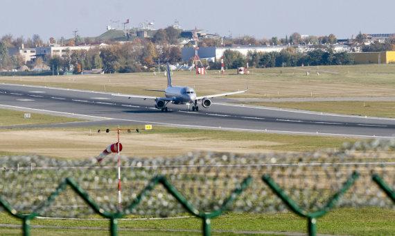Valdo Kopūsto / 15min nuotr./Vilniaus oro uostas