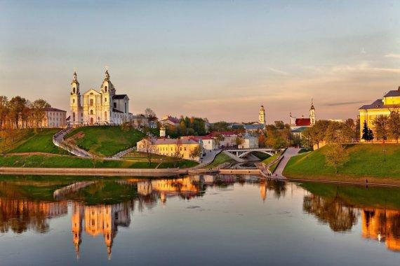 123rf.com nuotr./Vitebskas, Baltarusija