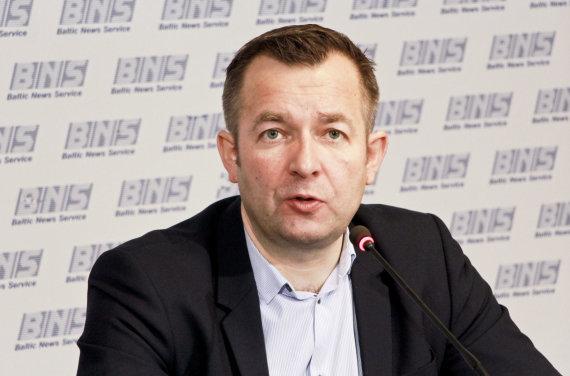 Ramūnas Vilpišauskas VU TSPMI direktorius