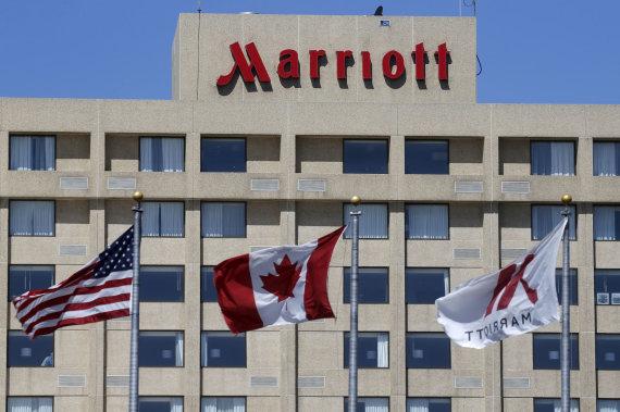 """""""Reuters""""/""""Scanpix"""" nuotr./""""Marriott"""" viešbučių tinklas"""