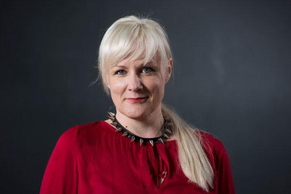 Vida Press nuotr./Kati Hiekkapelto