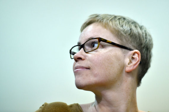 "AFP/""Scanpix"" nuotr./Marina Zolotova"